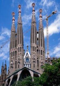 Sagrada Familia Salvador Dali Gaudi Barcelona Salvador Dali's Catalonia
