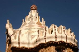 Salvador Dali Gaudi Parc Guell Salvador Dali's Catalonia