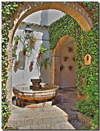 Exceptional shared outdoor spaces in Cordoba Spain