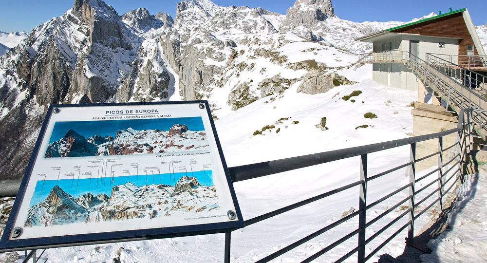 Picos de Europa cablecar Fuente De The Best Way to Holiday in Northern Spain