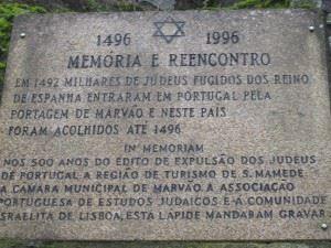 Expulsion Spain Portugal Jewish 1492 1496 1996