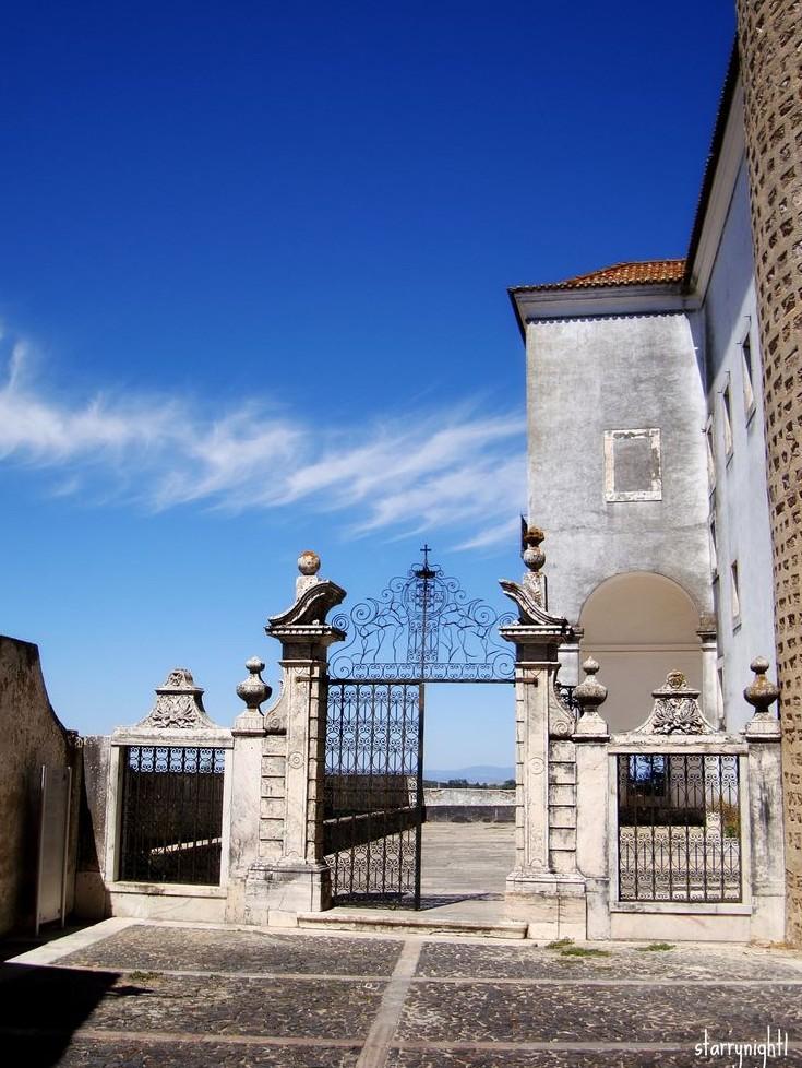 Pousada Estremoz Alentejo Portugal