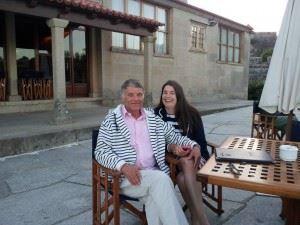 honeymooners paradores baiona galicia