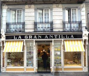 John Barlow A Coruña 2013 traditional shopping