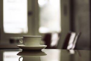 John Barlow A Coruña cafe coffee