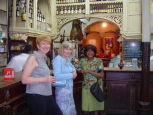 Roger Davies insider guide Andalusia Seville food