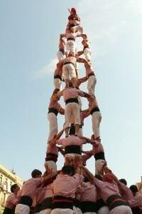 Fiestas Spain September Catalonia