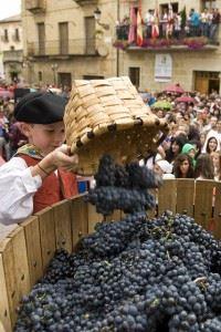 Fiestas Spain September Rioja Alavesa