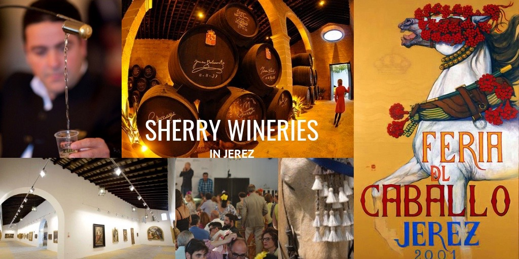 sherry wineries