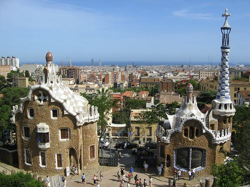 Park Guell tickets Barcelona fee park guell in barcelona