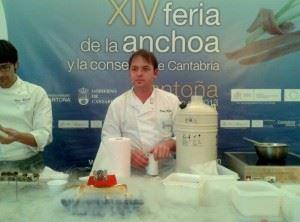 Cantabria food drink cuisine gastronomy 2014