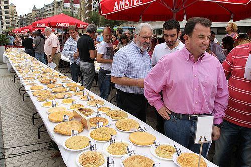tortilla omelet omelette potato patata