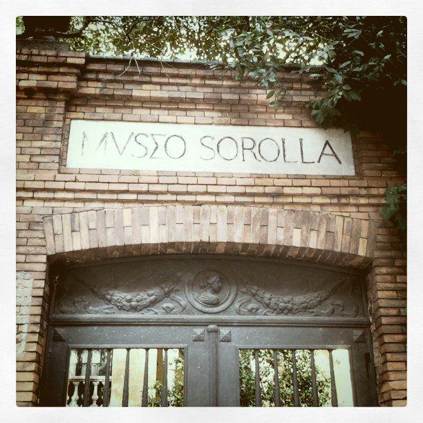 niche museum Madrid Sorolla