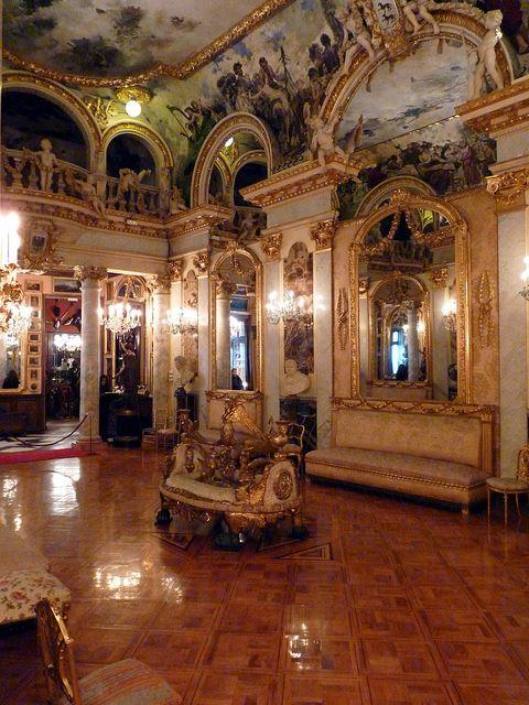 niche museums Madrid Cerralbo