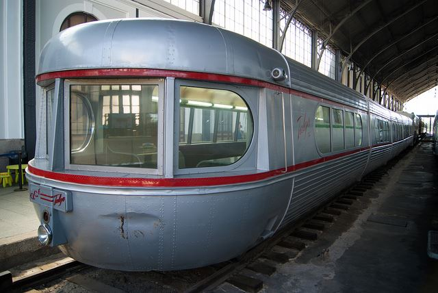 niche museums Madrid Railway
