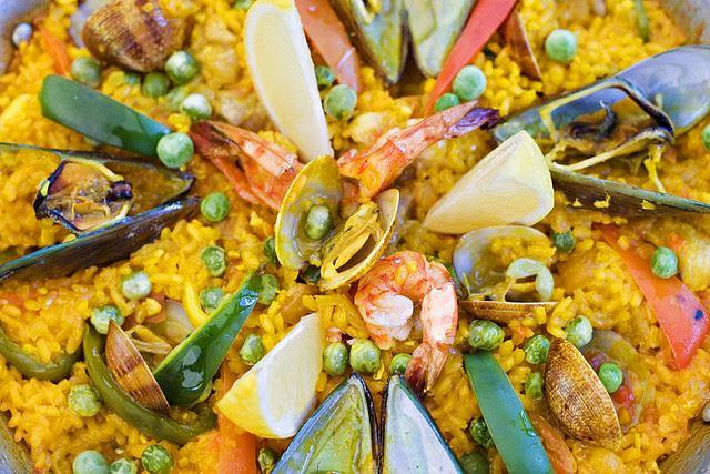 totally spain 2014 make the perfect paella