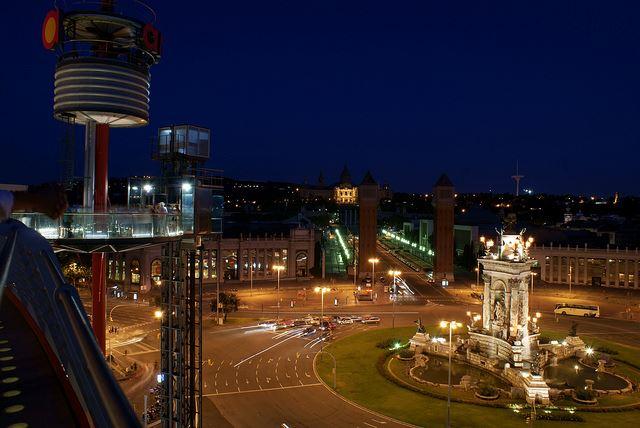 Totally Spain 2014 Barcelona 48 hours Las Arenas Bars Restaurants Shopping Centre