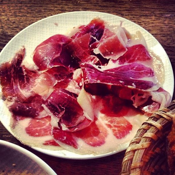 Totally Spain 2014 Extremadura jamon