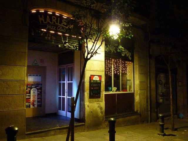 Totally Spain 2014 Barcelona 48 hours Harlem jazz club