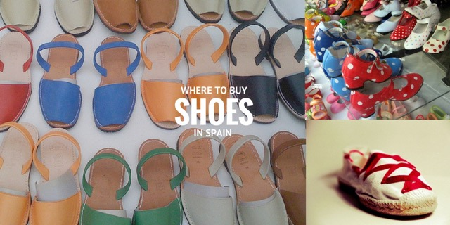 Spanish shoes