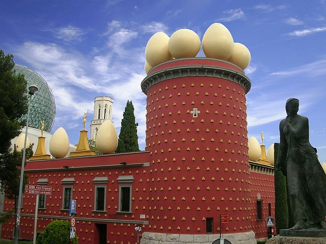Totally Spain family holidays Dali museum Figueras