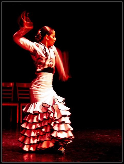 Totally Spain family holidays flamenco show