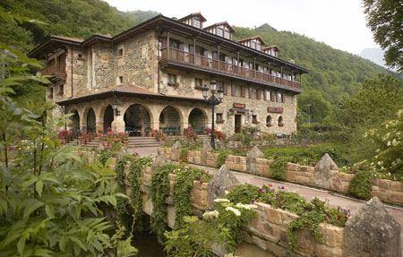 Totally Spain Picos de Europa Hotel del Oso Cosgaya