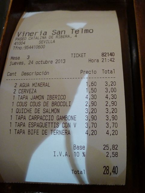 Totally Spain tipping customs Spain when how whether to tip reading the bill