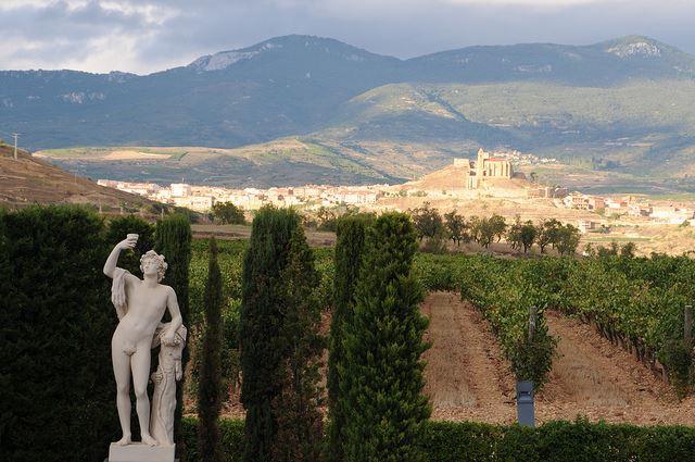 La Rioja winery Museum Briones Town