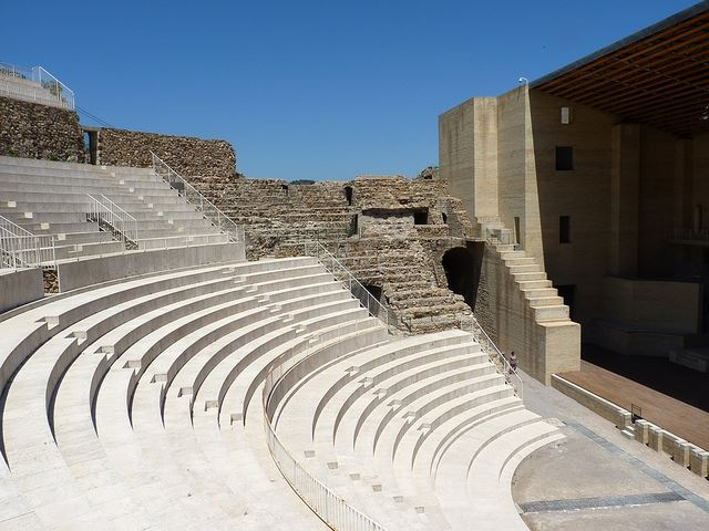 Sagunto Valencia open-air theatre festival spain