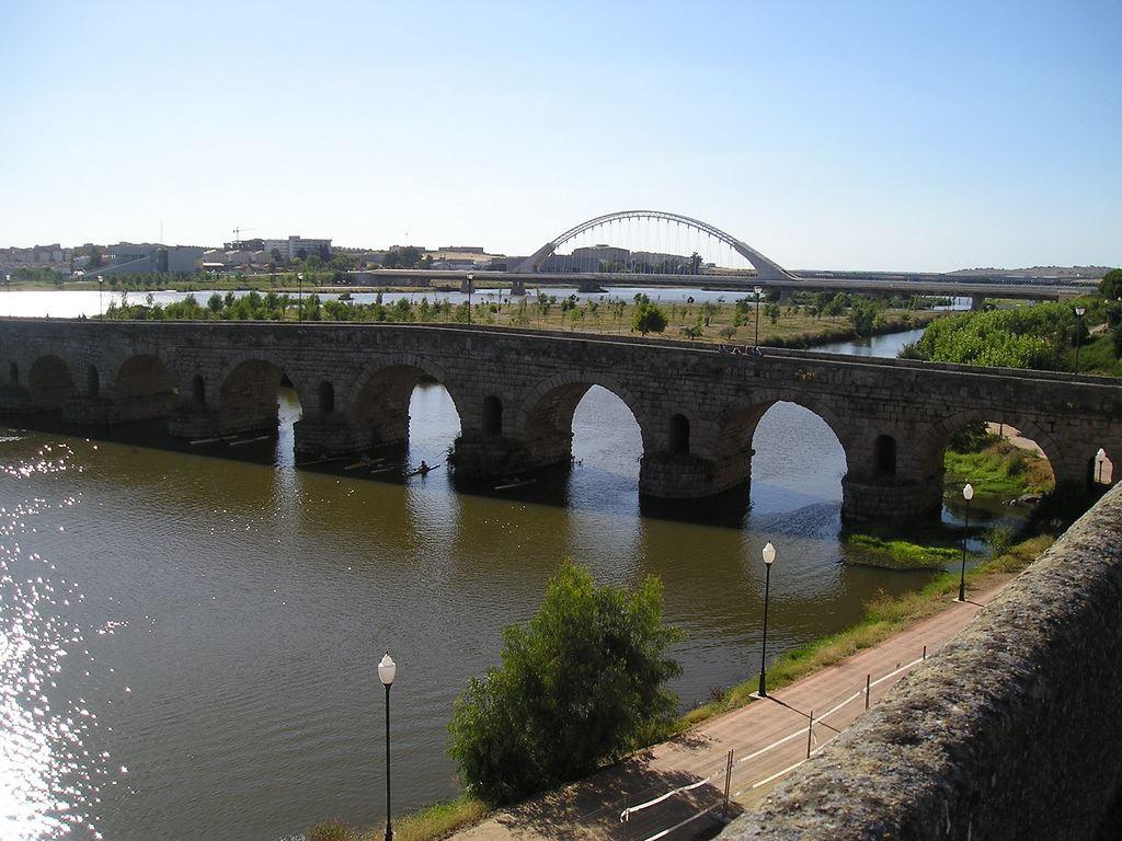 Puente bridge spain Spanish Madrid Barcelona Seville bridges in Spain