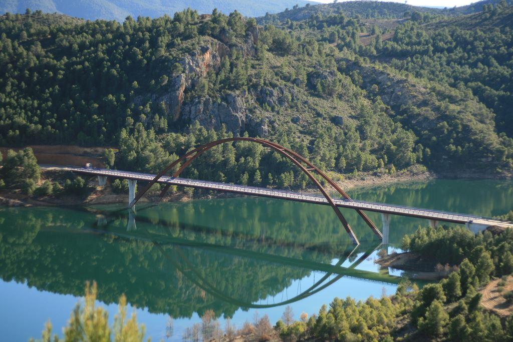 Puente bridge spain Spanish Madrid Barcelona Yeste Seville bridges in Spain