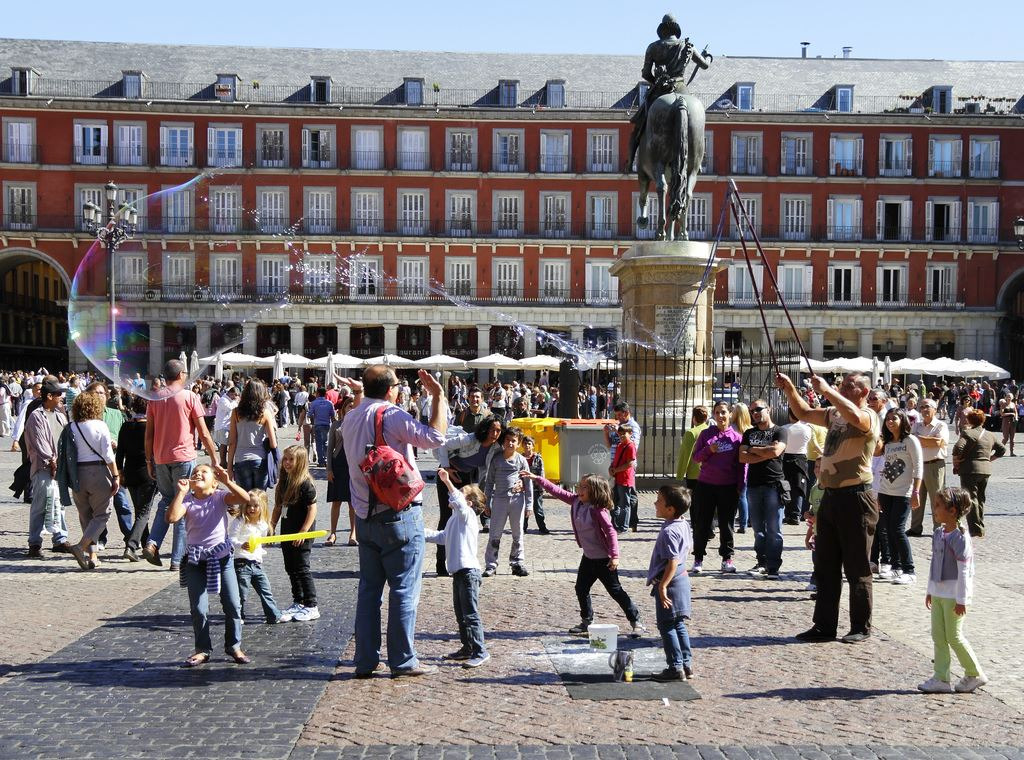 amazing spectacular finest squares Spanish Spain best plazas in Spain
