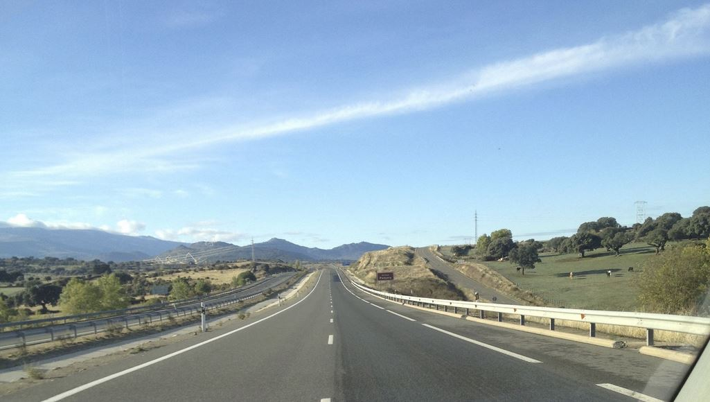 driving route car driver Spain Spanish vehicle trips routes