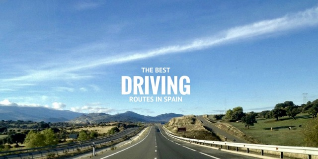 best driving routes in Spain