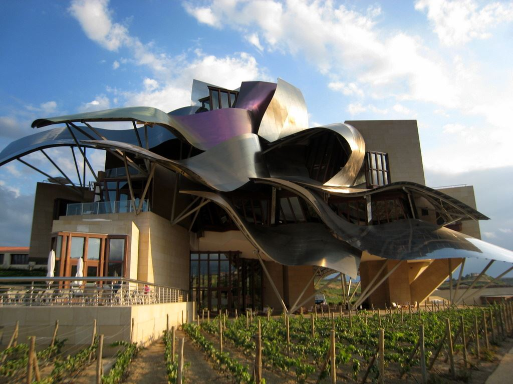 bodegas wineries Spain Spanish Rioja Ribera visit tour tasting best wineries in spain