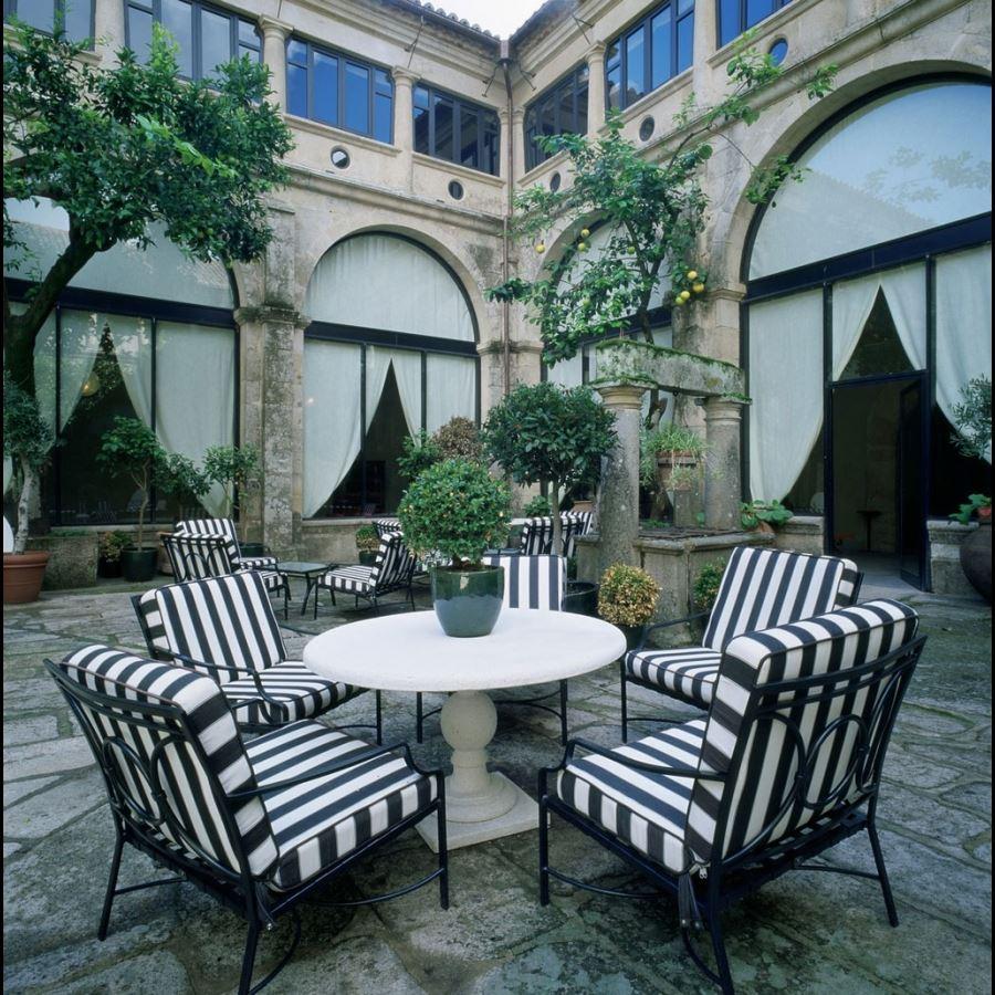 Best luxury hotel spain breakfast accommodation overnight four star