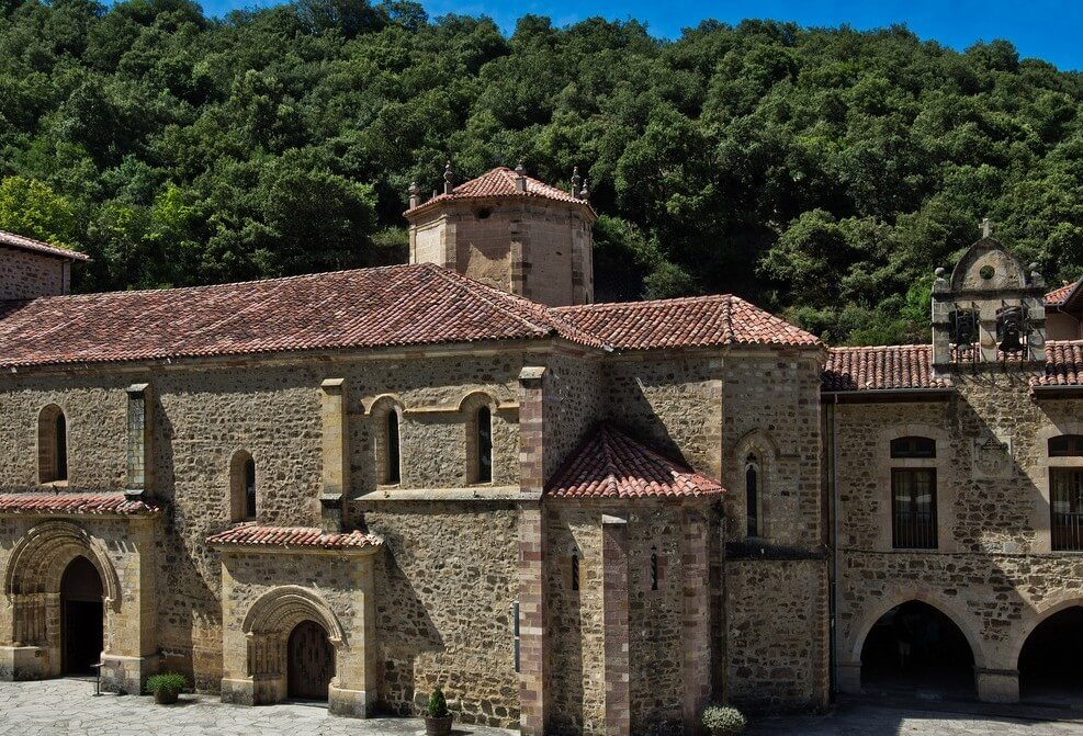 UNESCO, churches, monasteries, chapels, Spain, Spanish, best cathedrals in Spain