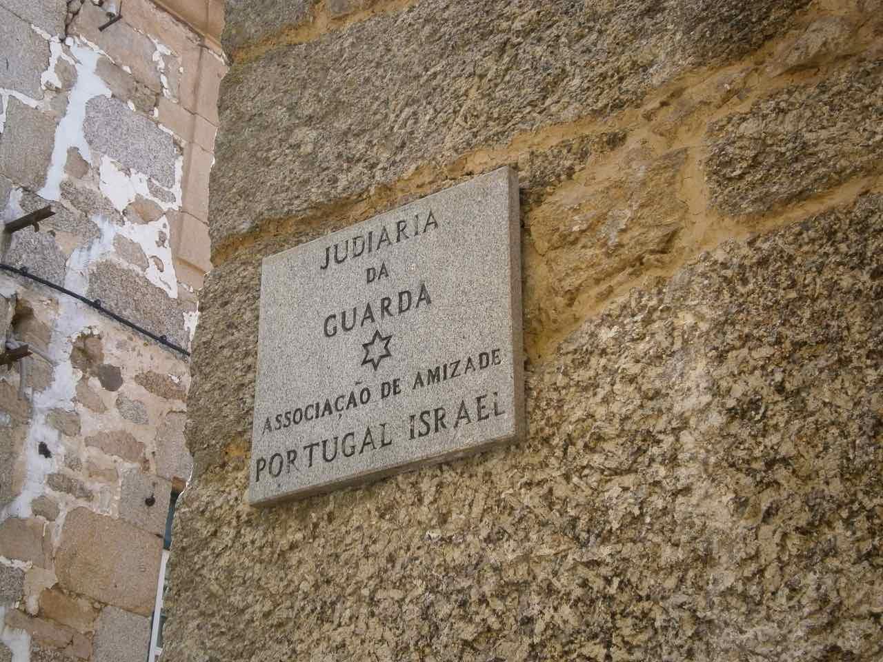 Jewish synagogue temple Portugal Judiaria