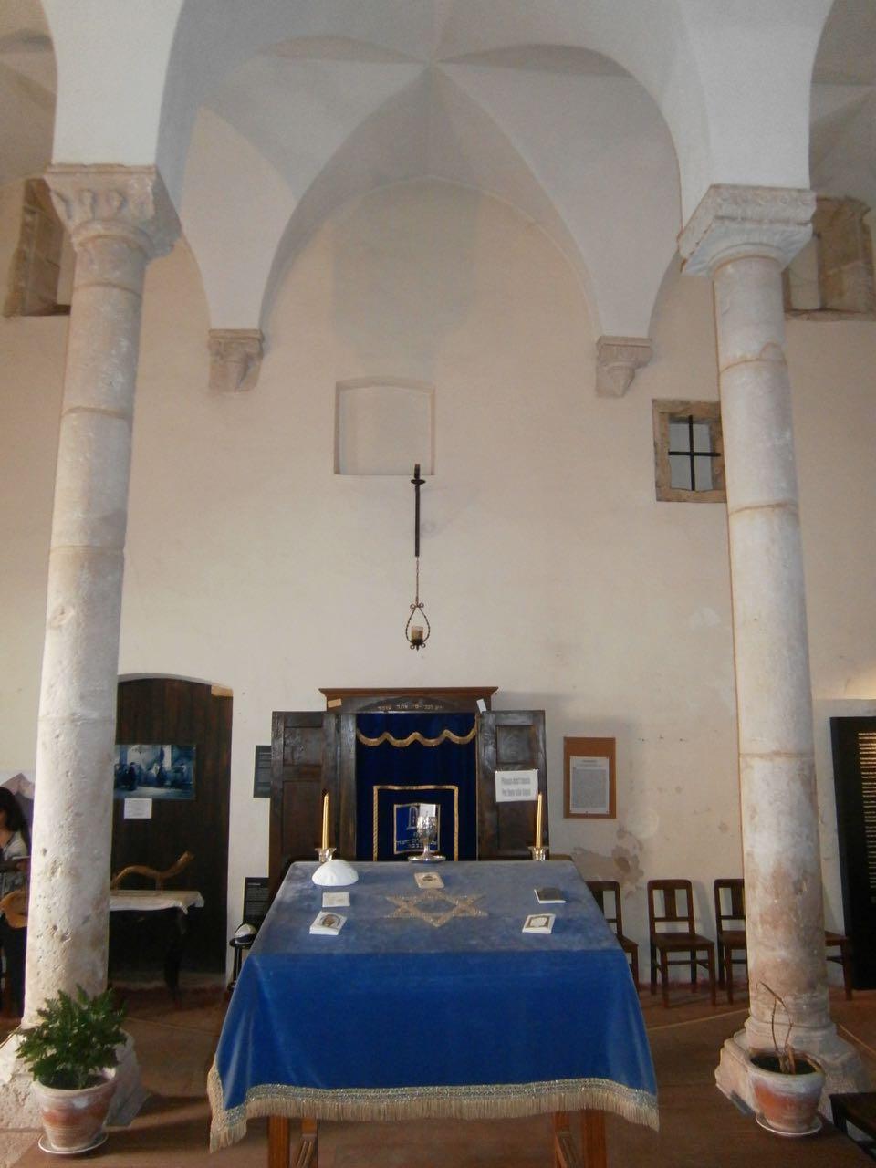 Sepharad Jewish site heritage building temple