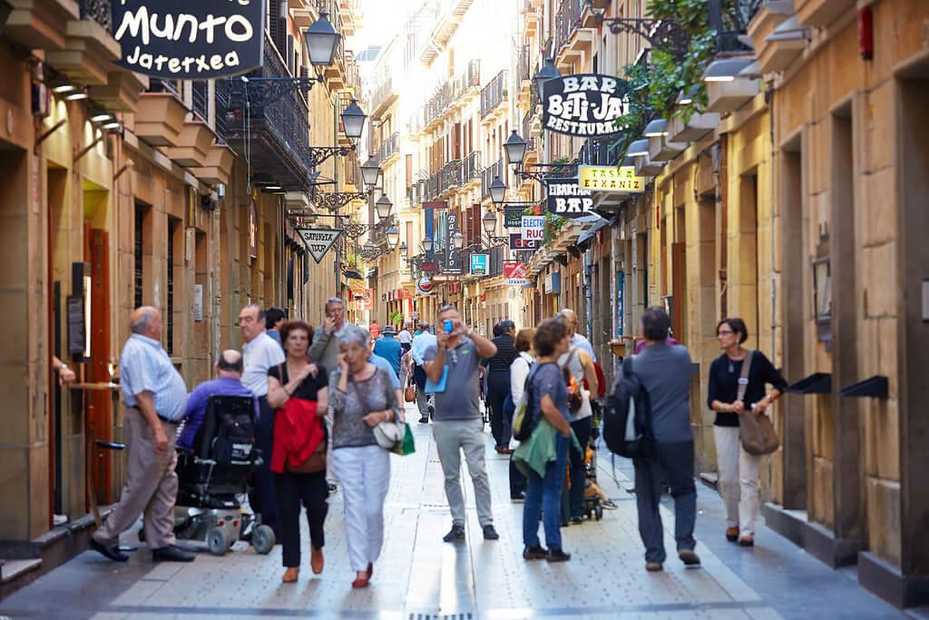 Northern Spain Donostia 2016 City of Culture San Sebastian