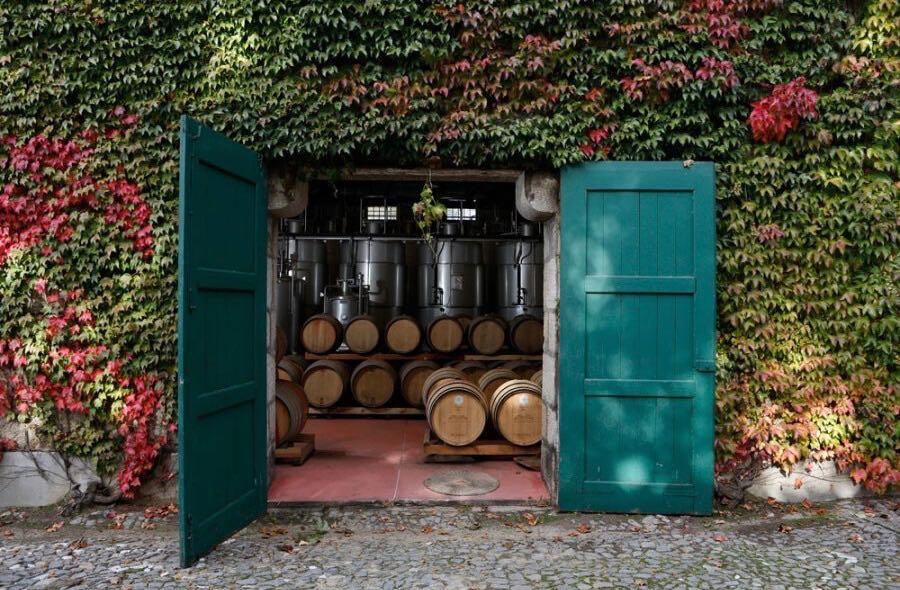 parador Portugal hotel gardens winery