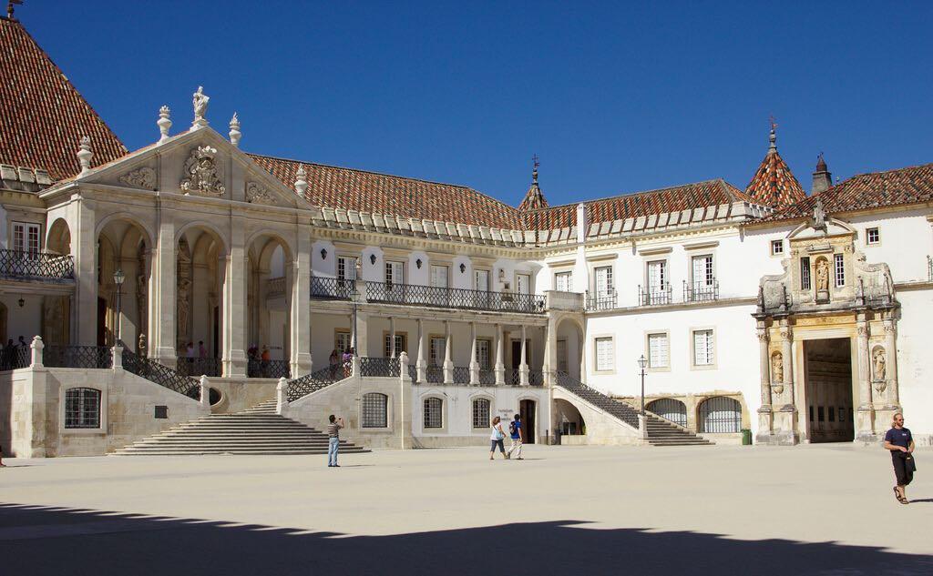Portugal daytrip parador hotel