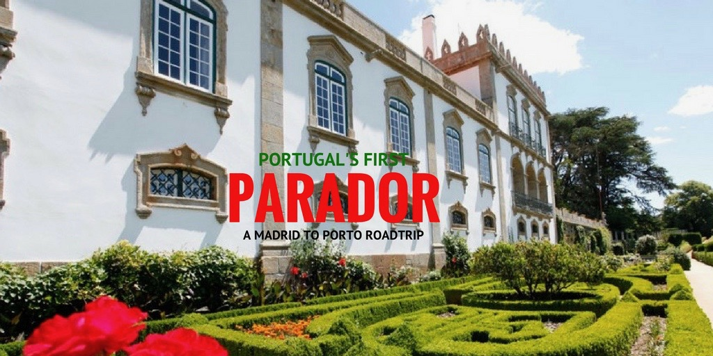 First Parador Hotel Accommodation Spain Portugal