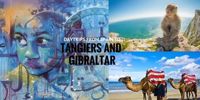 daytrips to Tangiers and Gibraltar