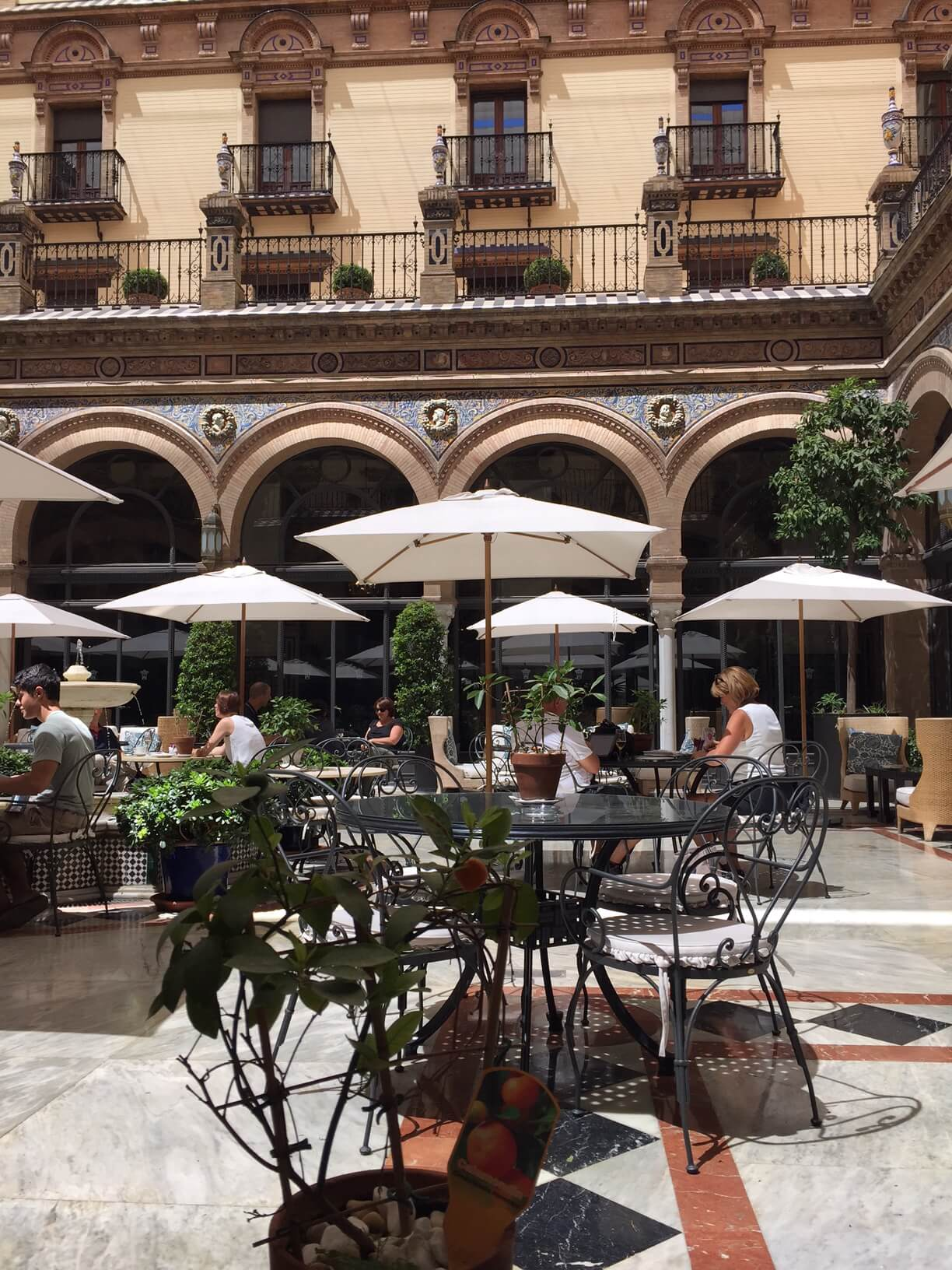hotel complaints in Spain