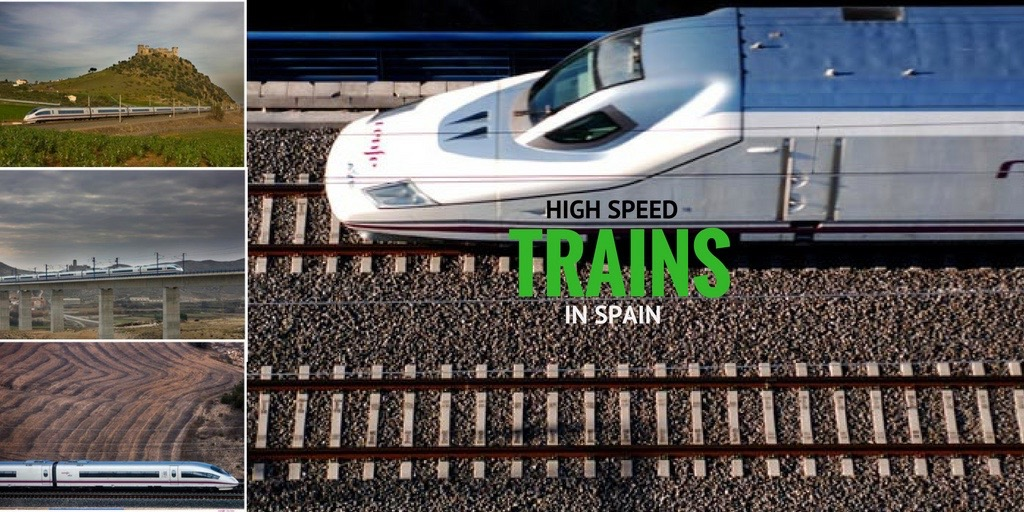 ave fast alta velocidad turbo trains trenes Spain