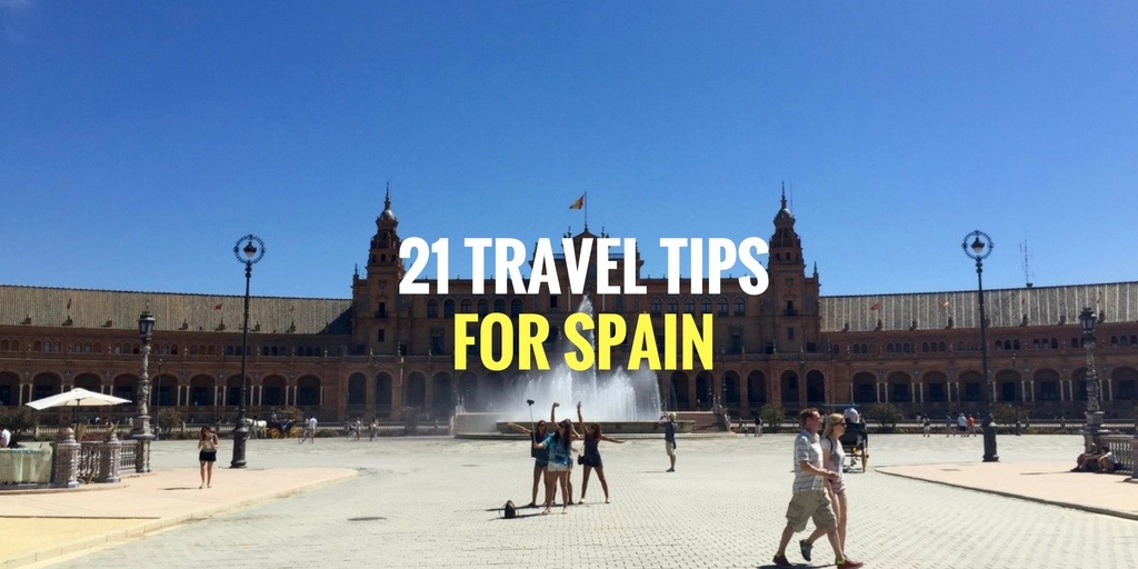 tips advice help assistance travel Spain