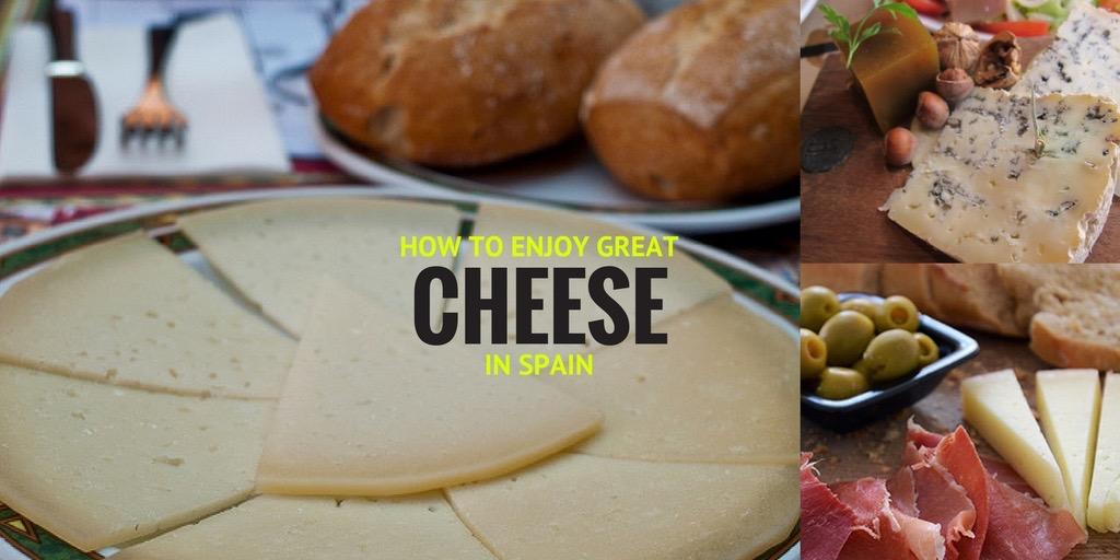 manchego cabreles tetilla famous cheese Spanish Spain
