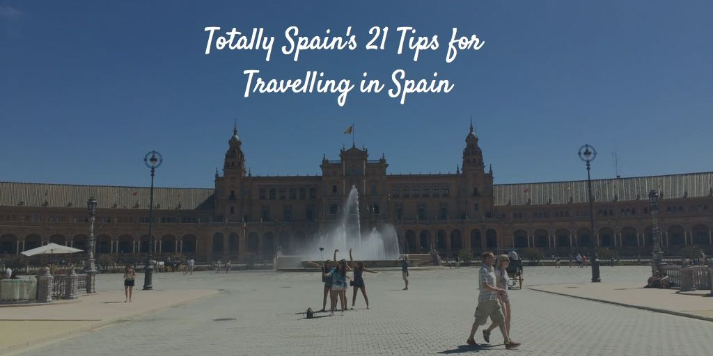 travel advice tips mistakes holiday vacation trip spain